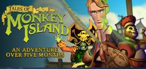 Tales of Monkey Island - Complete Pack [Steam Key]