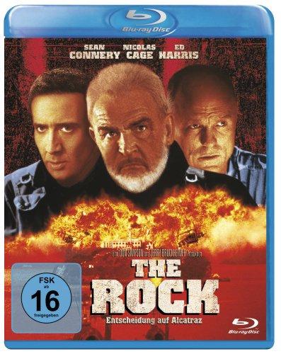 The Rock - Entscheidung auf Alcatraz (Ungeschnittene Fassung Blu-ray) für 5,99€ (Amazon Prime)
