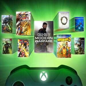 Free Play Days: Borderlands 3 & Gears 5 & Black Desert & Subnautica & ARK: Survival Evolved (Xbox One) kostenlos spielen bis zum 10. August