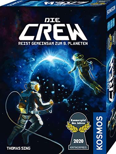 Die Crew Spiel des Jahres 2020 (Kategorie: Kennerspiel) Nur mit Amazon Prime