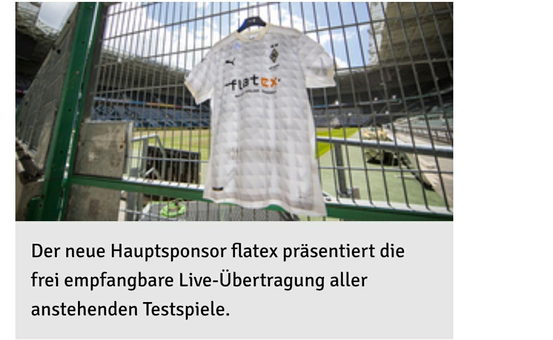 Borussia Mönchengladbach Live-Übertragungen aller Testspiele kostenlos