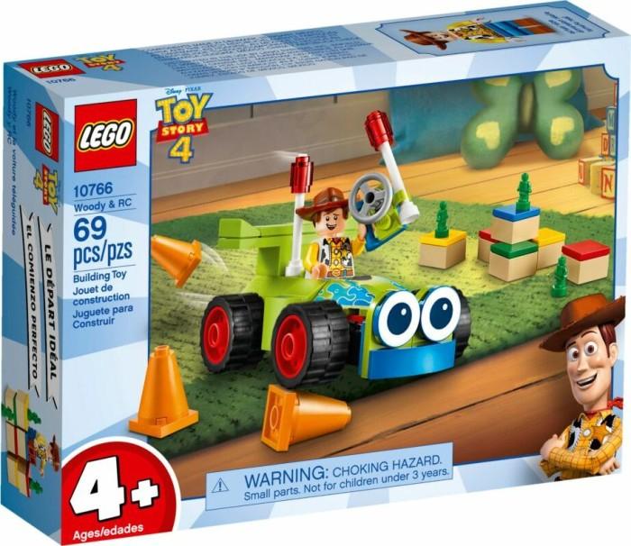 Mikro-Deal im Müller Rudolstadt: LEGO Juniors - Woody & Turbo für nur 3,00€