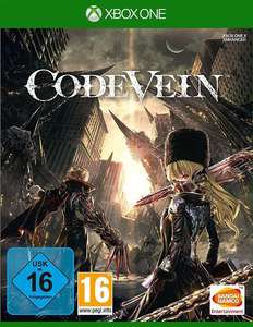 Code Vein Day One Edition inkl. Steelbook PS4 u. Xbox One