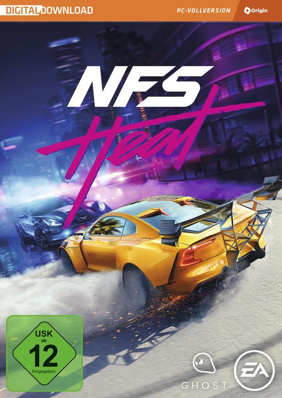 Need for Speed Heat (PC) für 19,39€ (Amazon Prime & GameStop Abholung)