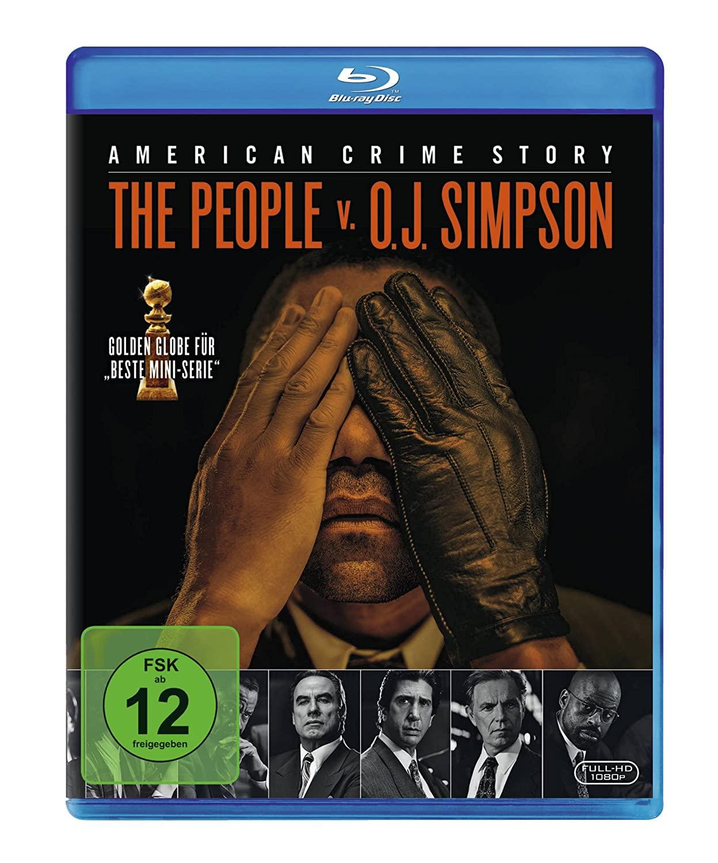 American Crime Story: The People v. O.J. Simpson - Season 1 (Blu-ray) für 9,74€ (Media Markt Abholung)