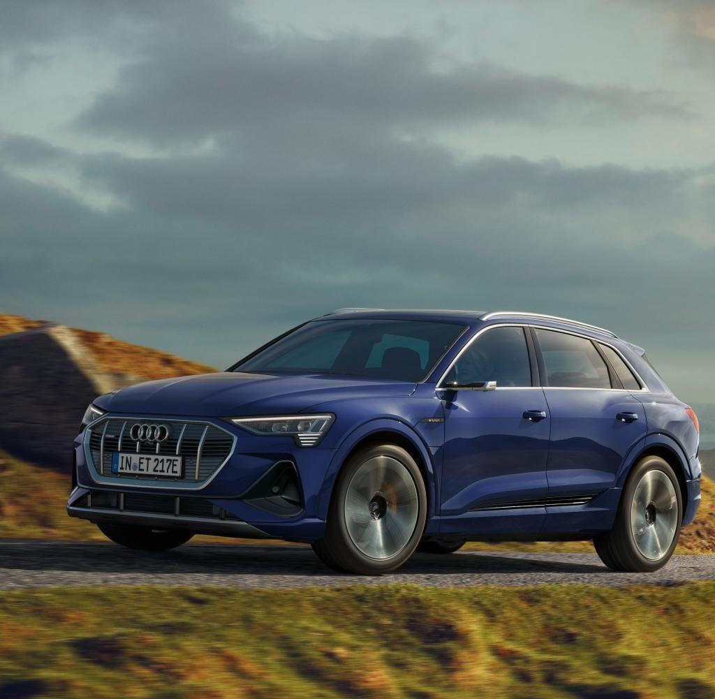 Gewerbeleasing: Audi e-tron quattro / 313 PS (konfigurierbar) für eff. 257€(netto) im Monat - GKF:0,46