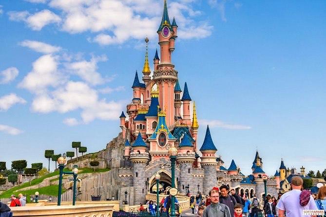 Kurztrip Disneyland nur 99€ p.P. (2 Personen) 2 Tage 1 Nacht inklusive Eintritt, 4* Hotel & Frühstück