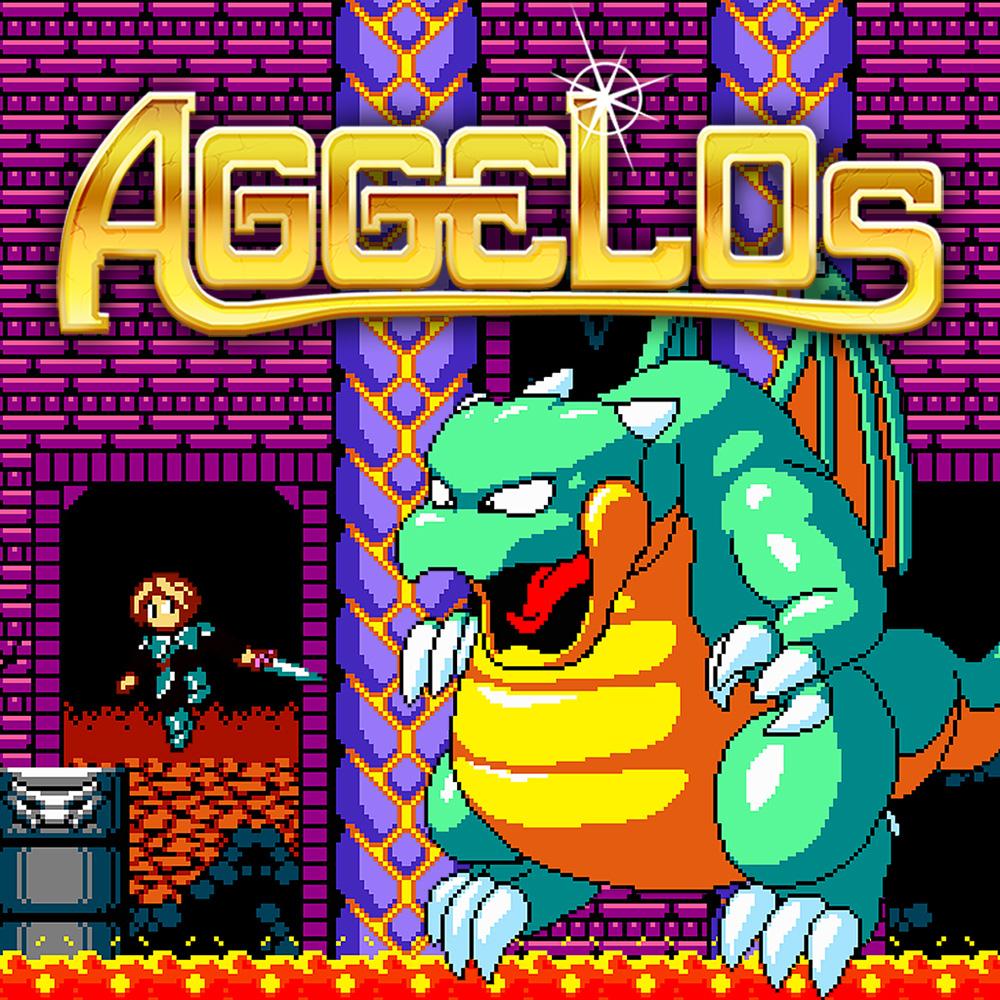 Aggelos (Switch) für 6,29€ oder für 4,95€ ZAF (eShop)