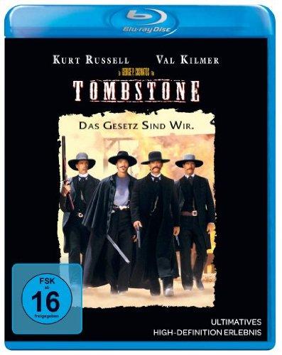 Tombstone (Blu-ray) für 5,99€ (Amazon Prime)