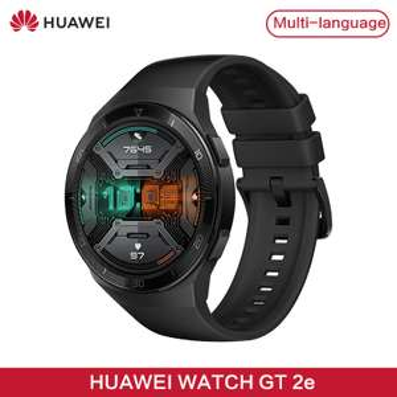 Huawei Watch GT 2e Sportuhr mit GPS