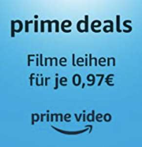 Amazon Prime Video: Ausgewählte Filme leihen für 0,97€ (z.B.Jumanji: The Next Level o. Terminator - Dark Fate)
