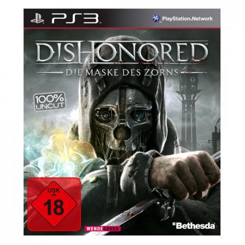 DISHONORED: Die Maske des Zorns PS3  29,95€  @ Real.de ( bei Abholung!!! ansonsten +  4,95€ Versand)