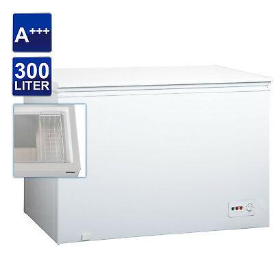 Gefriertruhe A+++ comfee GT 300 A+++ weiß 300L