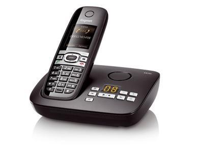 Ebay Wochenaktion: Gigaset Schnurlostelefon mit Anrufbeantworter C610A zu 54,90€ (idealo 64,50€)