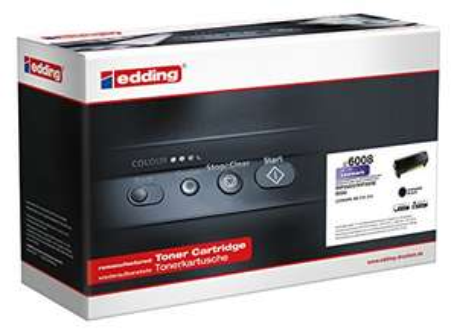 Edding Toner EDD-6008 ersetzt Lexmark 50F2U00 - Schwarz - 20.000 Seiten @ Amazon Prime