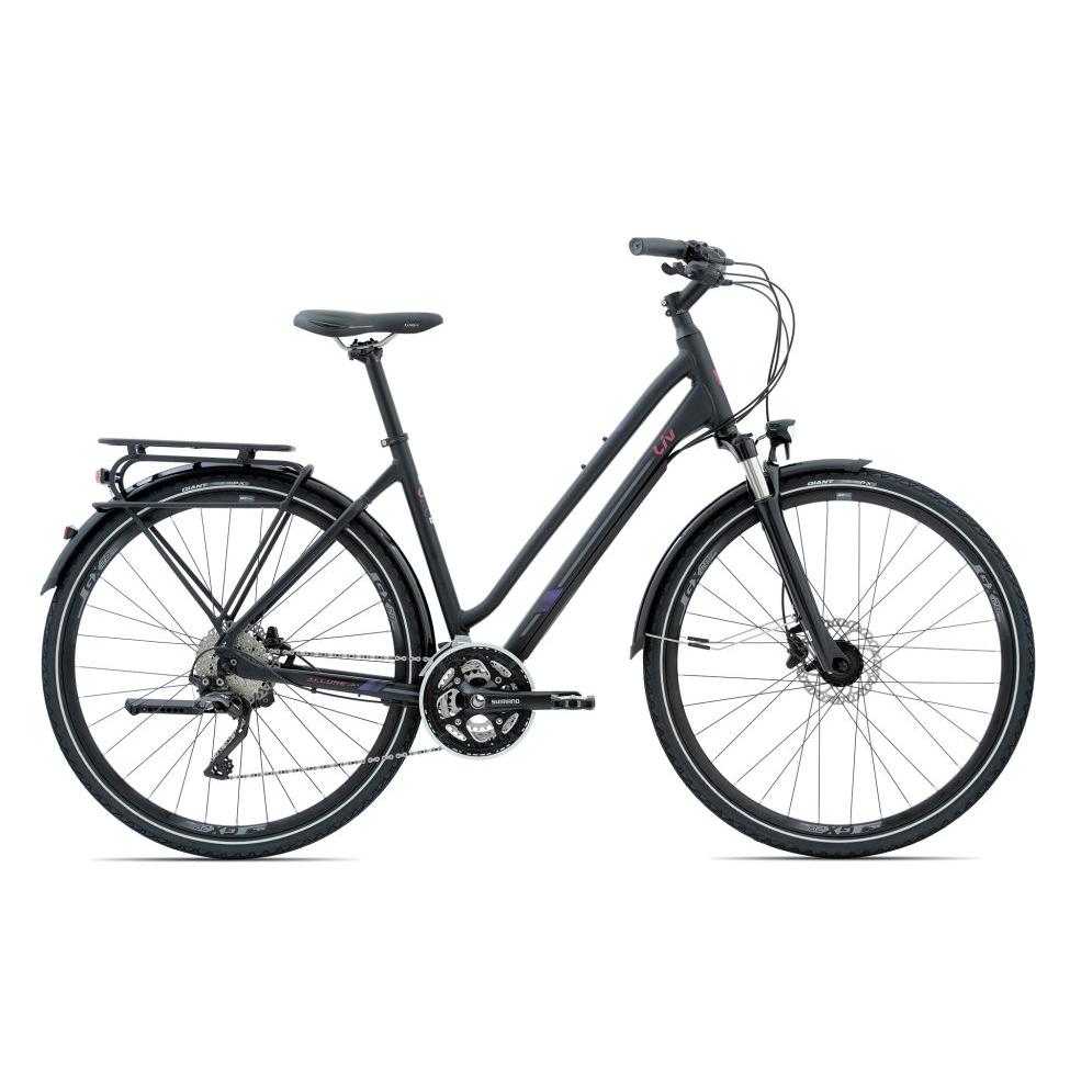 """LIV Allure RS1 28"""" Damen Trekkingrad 2020 (Suntour NCX/XT Schaltwerk/MT400) in S/M/L"""