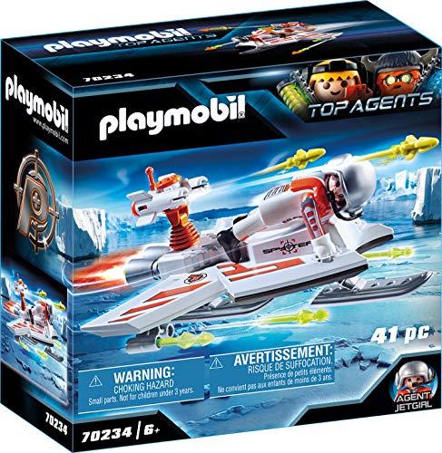 Playmobil Top Agents - Spy Team Fluggleiter für 6,49€ (Amazon Prime & Real Abholung)