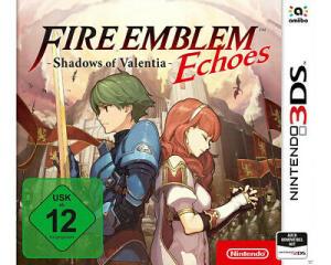 Fire Emblem Echoes: Shadows of Valentia (3DS) für 4,50€ (Müller Abholung & Amazon Prime)