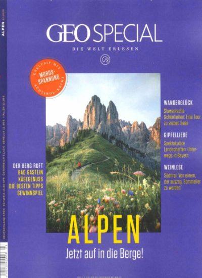 GEO Special Abo (6 Ausgaben) durch Rabatt für 36,58 €