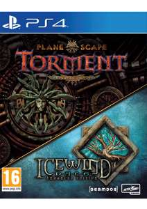 Planescape: Torment Enhanced Edition + Icewind Dale: Enhanced Edition (PS4 & Xbox One) je für 15,50€ (Coolshop)