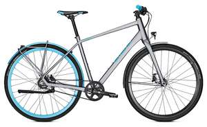 Univega Geo Light Ten 2020 Citybike mit Gates Carbondrive und Alfine 8