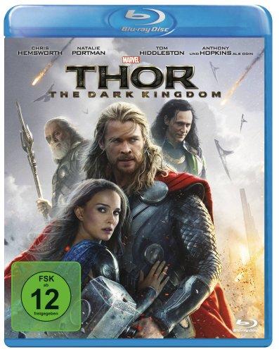 Thor: The Dark Kingdom (Blu-ray) für 7,86€ (Amazon Prime & Saturn Abholung)