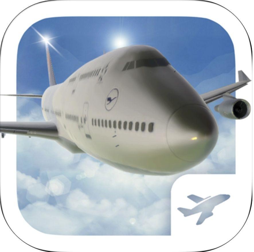 Flight Unlimited X - Flugsimulator [iOS-Freebie]