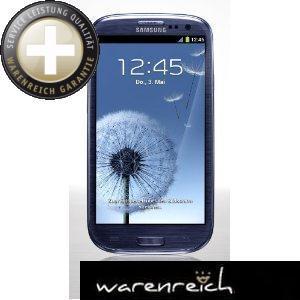 Samsung i9300 [S III] in blau für 399,- EUR inkl. Versand! [B-Ware]