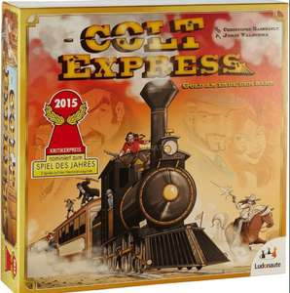 Colt Express [REAL Filialabholung]