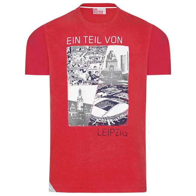 """Sportspar // RB Leipzig Sale - z.B. RB Leipzig """"Member"""" Herren T-Shirt"""