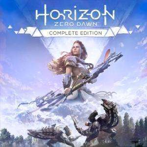 Horizon Zero Dawn Complete Edition (PS4 Digital Code US) für 6,69€ (CDkeys)