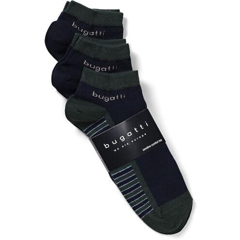 Sneakersocken 3er Pack von Bugatti oder Sketchers - kostenlose Lieferung in die Filiale