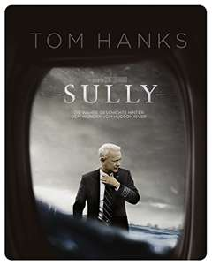 Sully - Steelbook (Limited Edition) (Blu-ray) (Amazon Prime)