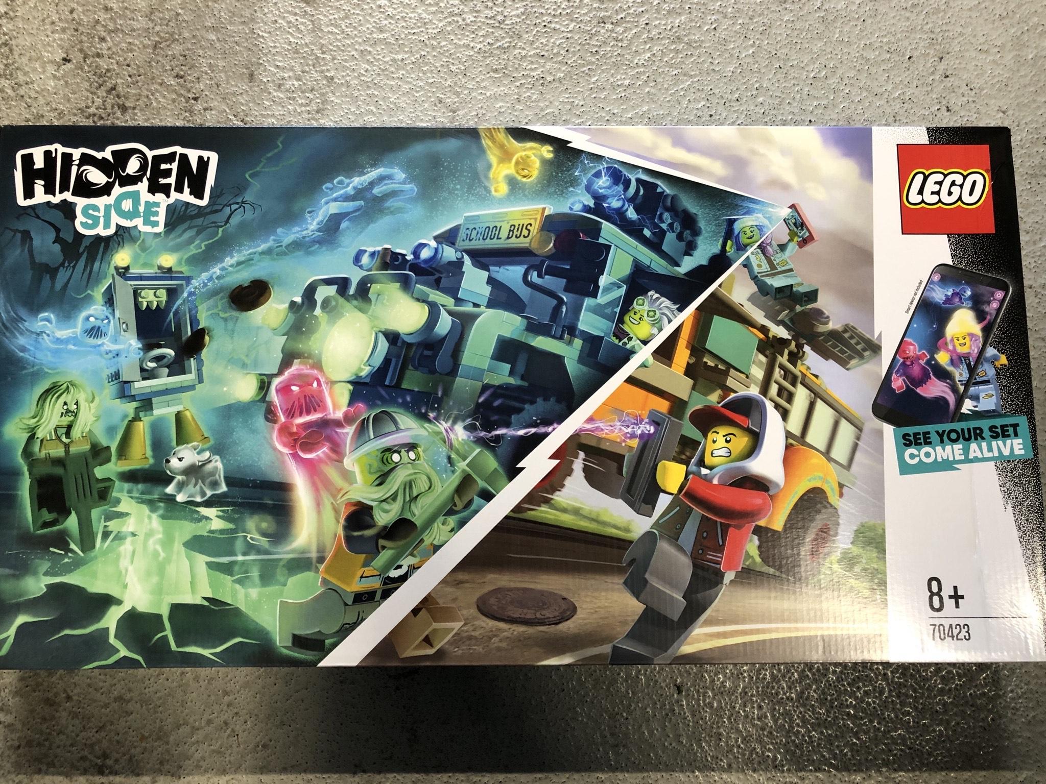 Lego Hidden Side 70423,lokal Citti Lübeck