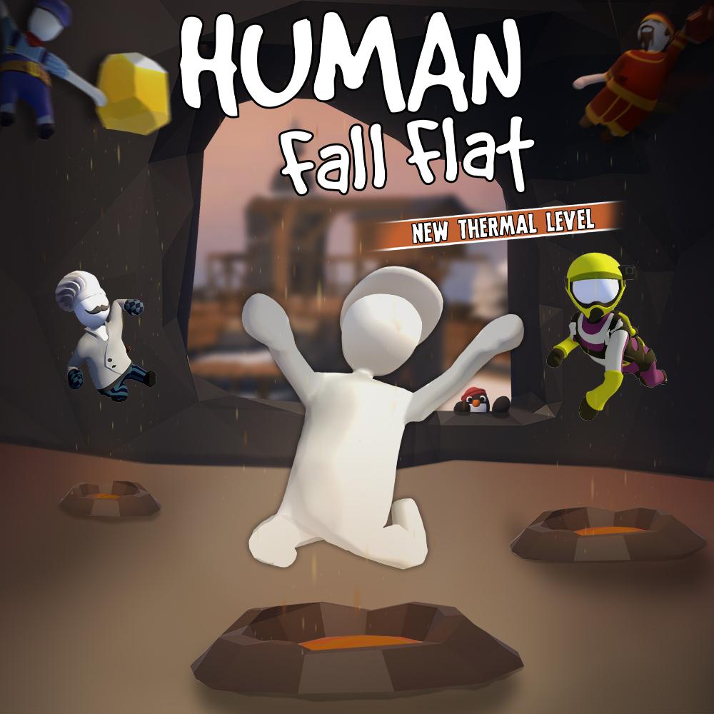 Human: Fall Flat (Switch) für 7,49€ oder für 4,70€ ZAF (eShop)