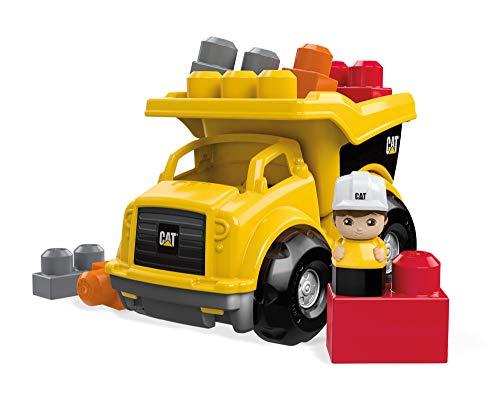 (amazon.de - Prime) Mattel Mega Bloks First Builders CND88 CAT Kipplaster