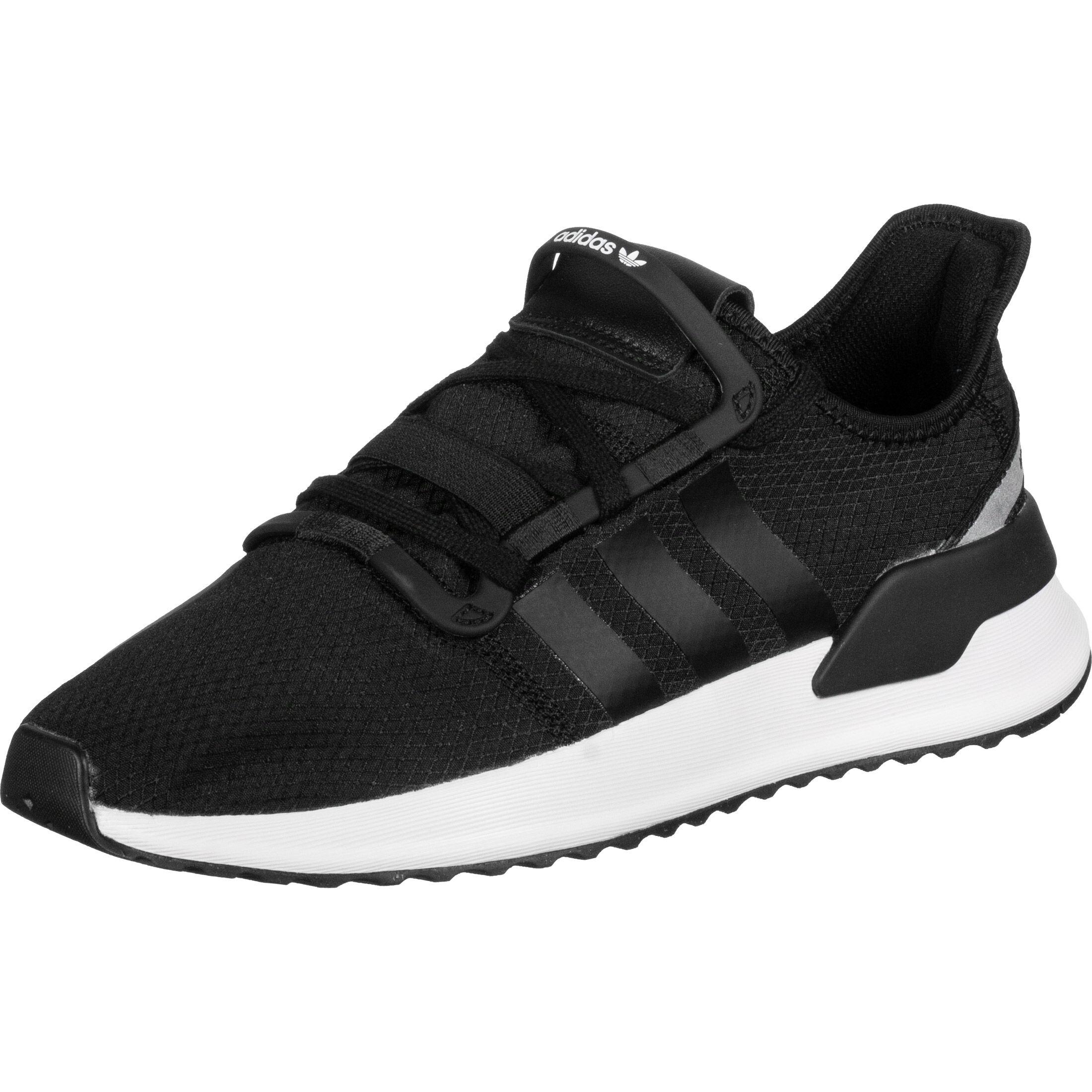 Adidas U Path Run Sneaker Low Schwarz