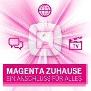[Festnetz DSL Telekom] Magenta Zuhause M mit TV (50/10Mbit) für 17,45€ mtl. für Normalos durch 540€ Gutschriften | Young 13,70€ mtl.