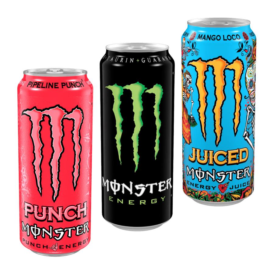 Monster Energy Drink 0,5L Dose verschiedene Sorten für 0,85€ ab 21.08. [ALDI-NORD]
