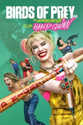 4k-Stream Kauffilm: Birds of Prey: The Emancipation of Harley Quinn / Bei amazon.de für €6,81 in HD