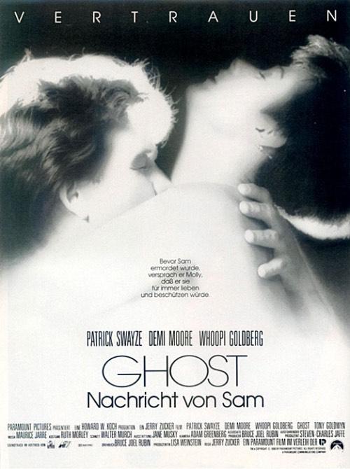 Ghost - Nachricht von Sam (4k und DV) - auf iTunes für 3,99€