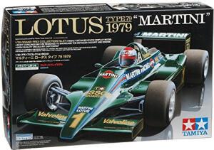 Tamiya - Lotus Typ 79 Martini 1979, Bausatz 1:20 für 29,23€ (Saturn Abholung)