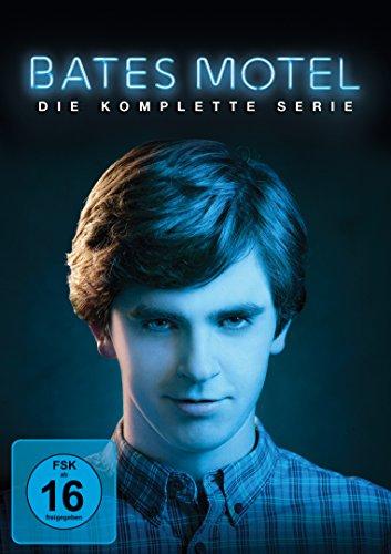 Bates Motel - Die komplette Serie Staffel 1-5 (DVD) für 27,28€ (Amazon Prime & Saturn Abholung)