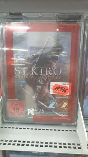 [Lokal Saturn Krefeld] Sekiro Shadows die Twice PC