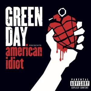 Green Day - American Idiot (Audio CD) [Amazon Prime]