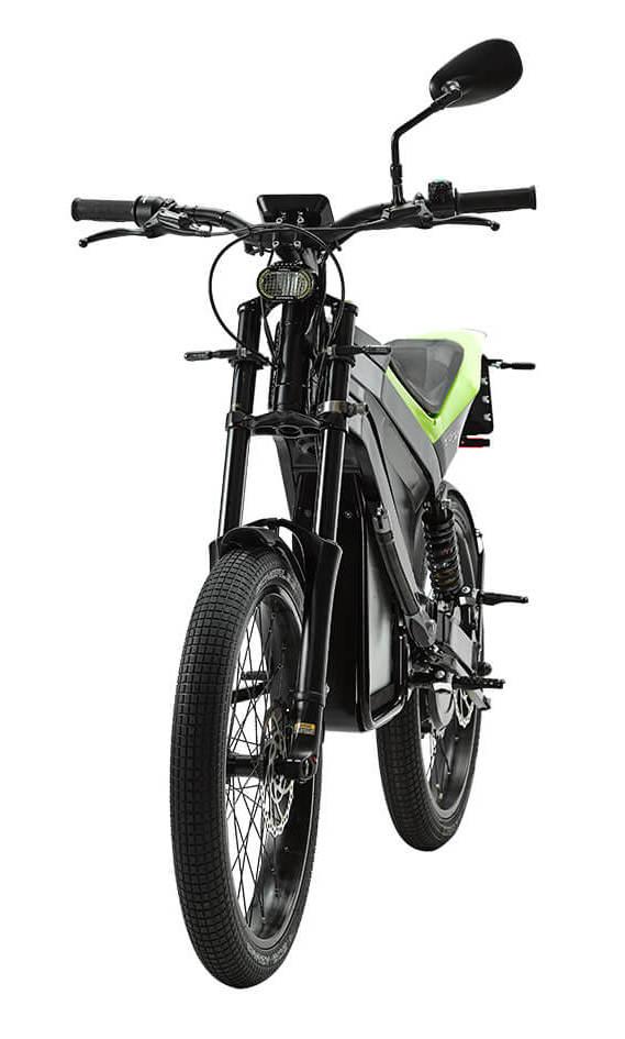 E-Moped / E-Bike ELMOTO LOOP