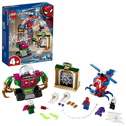 LEGO Marvel Spiderman - Mysterios Bedrohung (76149) für 19,90€ (Amazon Prime)