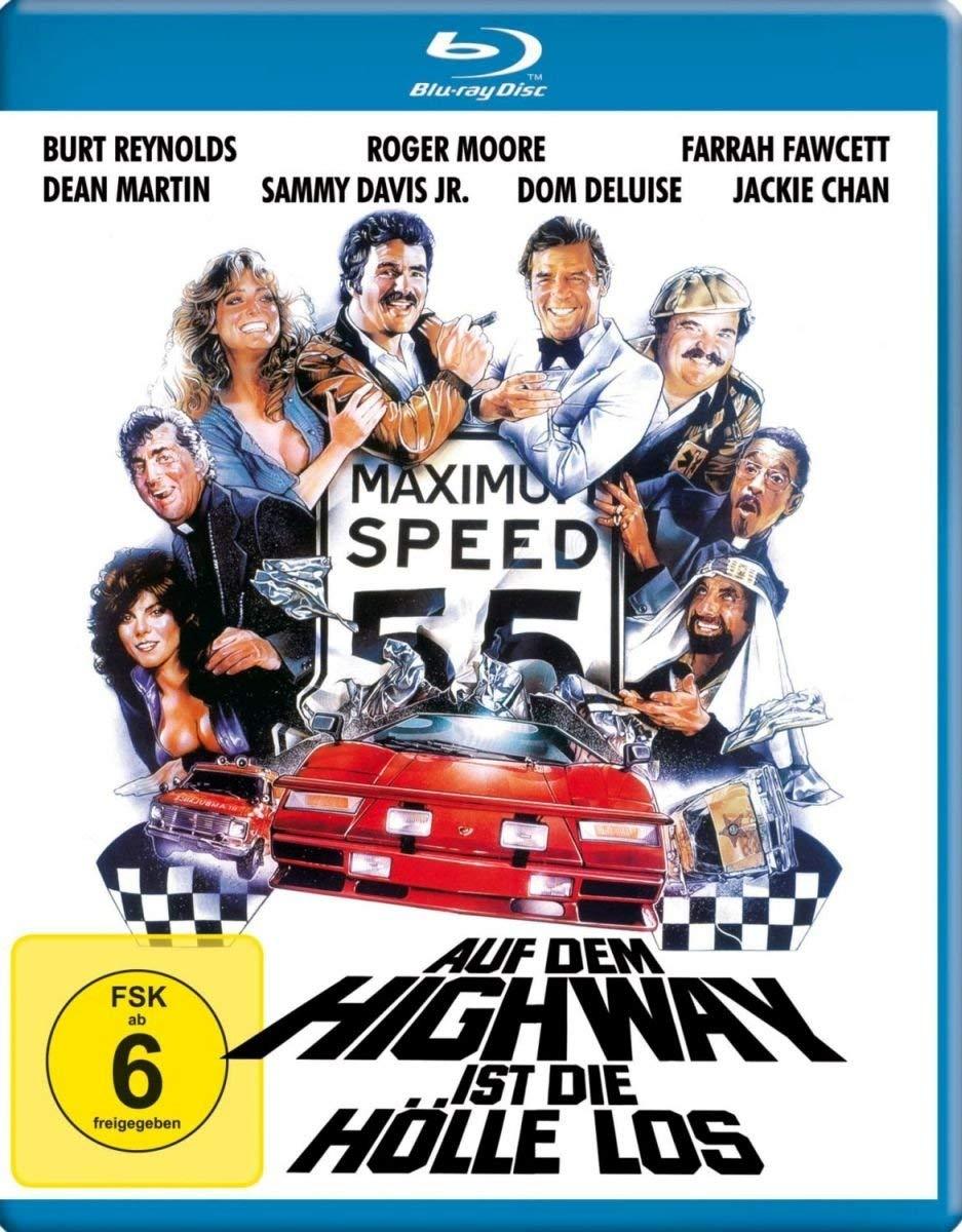 Auf dem Highway ist die Hölle los (Blu-ray) für 7,99€ (JPC)