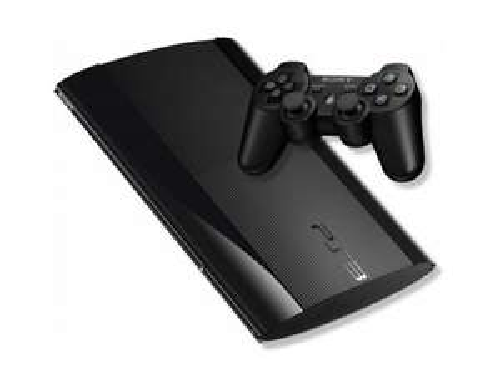 Sony PlayStation 3 SuperSlim 500 GB inkl. Controller und VSK (Idealo: 249,99)