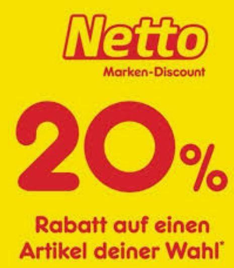 [Netto MD] Rabatt-Coupons KW33 (10.08. - 15.08.), deutschlandweit einsetzbar